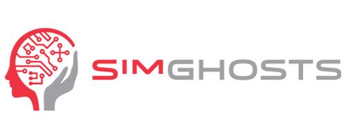 sim ghosts logo