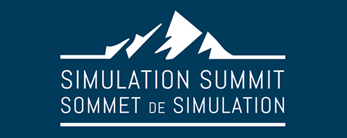 Simulation Summit tradeshow logo