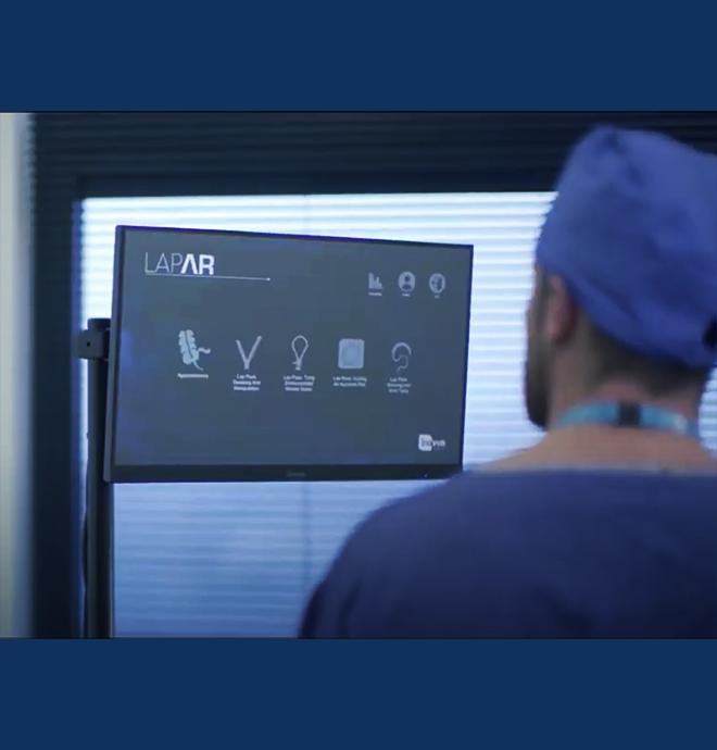 LapAR Simulation cares act