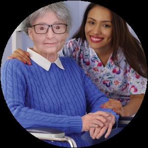 elderly care spotlight teri