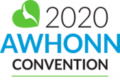 AWHONN convention logo