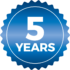 icon 5 years