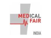 Medical Fair India logo