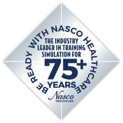 Nasco 75 years logo