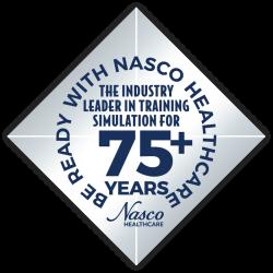 Nasco 75 years logo
