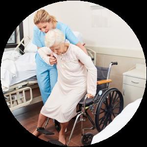 elderly care teri hospital