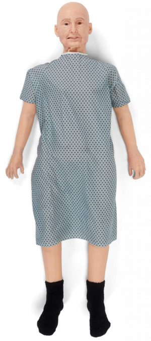 geriatric care teri full length dressed